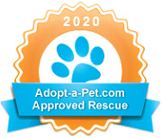Silver Linings Rescue - AdoptAPet Approved Rescue - Badge
