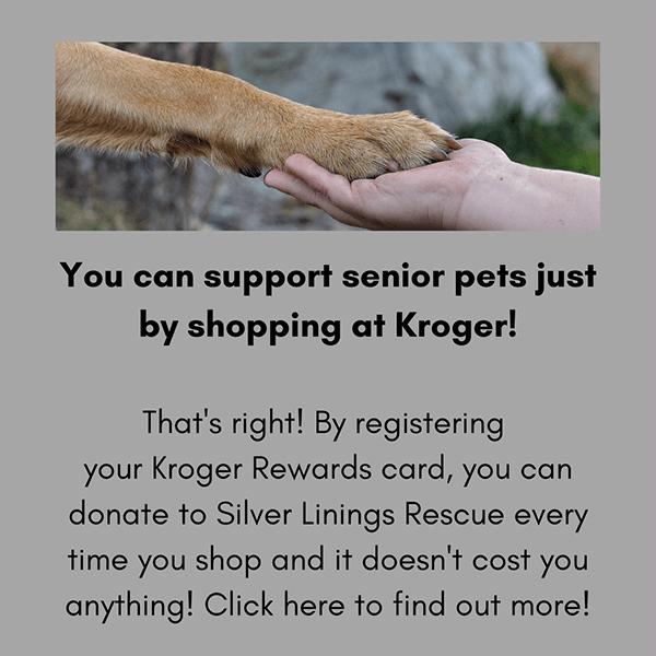 Silver Linings Rescue - Kroger Rewards